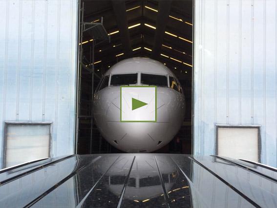 Fokker 100 Aftermovie